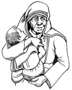 via marvel.wikia.com (Mother Teresa as a Marvel comic book hero in ...