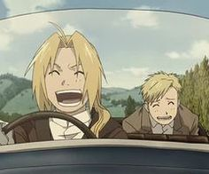 Full Metal Alchemist : The Conqueror of Shamballa Movie ~ Edward and Alphonse