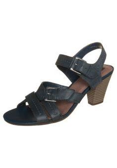 Sandales - bleu