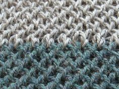List of Knitting Board Stitches | Bird's Quest