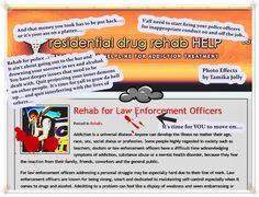 Rehab for Law Enforcement Officers ///  It's time to grow up; you are adults. Start being an adult and quit driving around in circles /// Property Management removed the monitor - either yall keep it at the office or donate it to a school or Salvation Army....// We can use that to monitor the cameras here in the parking lot, hallways, parking garages, back of the building and front of the building ///