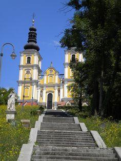 Mariatrost Basilica, Graz, Austria  Graz, Austria  http://www.travelandtransitions.com/austria-travel/