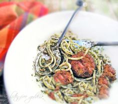 Best Gluten-Free Italian Meatball Recipe Main Dishes with sweet onion, garlic, carrots, ground beef, ground pork, ketchup, molasses, balsamic vinegar, flat leaf parsley, gluten, cinnamon, fine sea salt, red pepper flakes, olive oil