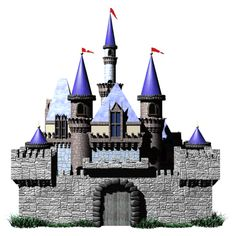 Medieval Anime Castle Gif 47
