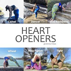 Open up your beautiful heart   Photos by awesome DYY ambassador @crazycurvy_yoga