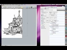Making a scene in pages