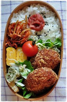 マーマレードキッチン♪ 2013年02月05日 Bento Recipes, Cooking Recipes, Healthy Recipes, Japanese Lunch, Japanese Food, Food Garnishes, Bento Box Lunch, Sushi, Snack