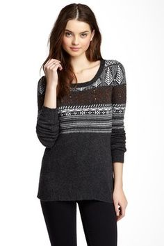 Sequin Detail Sweater