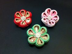 Hey, I found this really awesome Etsy listing at https://www.etsy.com/listing/230203132/pretty-double-layer-kanzashi-flower
