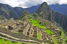 Machu Picchu. - Serjio74/Getty Images