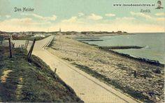 Den Helder - Zeedijk rond 1909