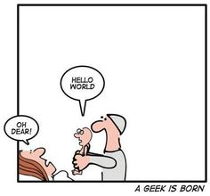 When a programmer is born