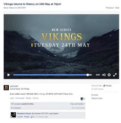 Vikings Season 4 returns later in 2016 History Channel UK