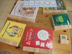 boeken vergelijken op grootte Eric Carle, Schmidt, Curriculum, Classroom, Letters, Teaching, Humor, Math, School