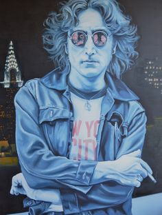 John Lennon - New York For Sale £1400