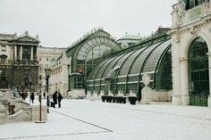 First Snow, 4 ianuarie 2016, Vienna
