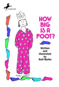 How Big is a Foot? Hoots N Hollers: Must Read Math Mentor Text & a GIVEAWAY!