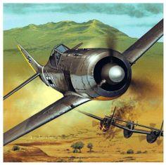 Focke Wulf Fw-190 A-4
