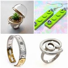 Image result for Nerdy Jewelry