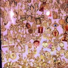 Religious/ grunge/ aesthetic/ chola/accessories pendant