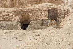 The Valley of the Kings (Biban El Moluk) situated on the ancient site of Thebes is where the pharaoh's were buried and hoped to meet their Gods in the afterlife.
