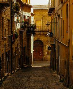 Potenza (Basilicata, Italy) by AntonelloBerardi