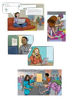 Peanuts Comics, Illustration, Fictional Characters, Art, Art Background, Kunst, Illustrations, Performing Arts, Fantasy Characters