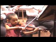 (1/2) Anna Lee 6 years old playing Paganini Violin Concerto   With so many kids glued to phones, computer screens playing Minecraft and others games with relentless hours wasted… Why not give them PIANO LESSONS and build a great future for them.    Music and Music Education provides gifts and skills they will keep for the rest of their lives.  https://docs.google.com/document/d/1uPB7ukFy3gyi_OA9pmm6aFGbPlVx4laZOtLd8d5qNnY/edit?usp=sharing