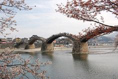 Kintai Bridge - Iwakuni, Japan