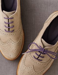 Suede Brogues - when I've got a couple hundred dollars to blow...