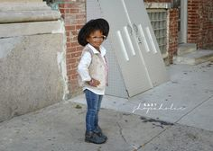 Baby Shopaholic: Kids Fashion Week Mini Street Style hipster kid, natural hair, curly kids, gap kids