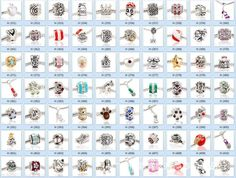 Wholesale DIY jewelry accessories big hole alloy pendant, silver loose beads mixed lot, bulk european charms fit snake bracelets-in Beads from Jewelry on Aliexpress.com | Alibaba Group
