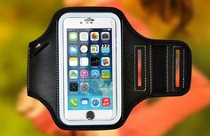 Best #iPhone7Plus #Armbands: Ultra-Sporty Affair to Bolster Your Workout