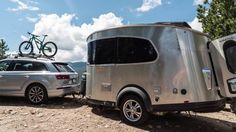 Even if you're not into the travel trailer thing, you probably still have an appreciation for Airstream. Since the 1930s the unmistakable sleek and polished shape of the Airstream has evoked romantic images of life on the road. They're also not cheap or everyone would