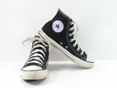 fdbbbc11de285c converse all star shoes womens 8 black chuck by cheapgrannyboots All Star  Shoes