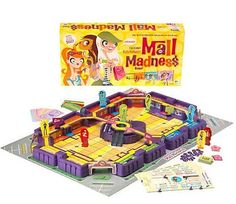Mall Madness! ALL TIME FAVORITE.