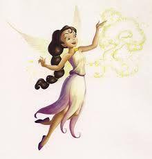 Lyria (Fairy)  Illustration