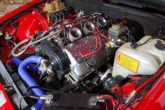 Alfa V6 Engine