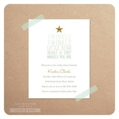 baby shower twinkle twinkle - Google Search