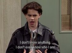 Tv Show Quotes, Film Quotes, Funny Quotes, Funny Memes, Qoutes, Girl Meets World, Boy Meets World Quotes, Boy Meets World Shawn, Incorrigible Cory