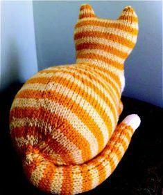 los gráficos del gato: AMIGURUMI GATO