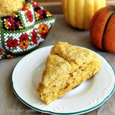 Pumpkin Scones Recipe on Yummly. @yummly #recipe