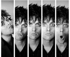 the many BEAUTIFUL faces of Billie Joe.