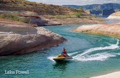Lake Powell Page Az, Lake Powell, Lake Tahoe, Summer Of Love, Grand Canyon, Arizona, Beautiful Places, Camping, Adventure