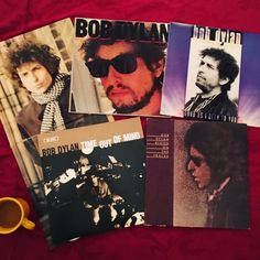 OK so here's my picks. @kotz_rocks challenged me to come up with my Top 5 favorite Bob Dylan studio albums. A daunting task to be sure. It's like trying to pick your Top 5 hundred dollar bills. A couple of oddballs here sure but I've based this more on memories of the particular person/place/time or other circumstance associated with each one. In no particular order: Blonde On Blonde Infidels Good As I Been To You Time Out Of Mind Blood On The Tracks.  I encourage any and all followers to…