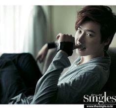 Lee Jong Suk – Singles Magazine