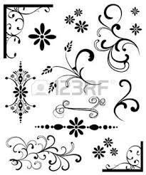 Bildergebnis für orientalische ornamente schablone