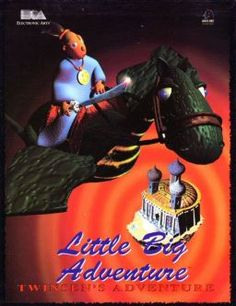 Little Big Adventure (1994, MS-DOS)