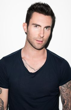 Adam Levine Hairstyle Adam Levine  Adam Levine Handsome And House