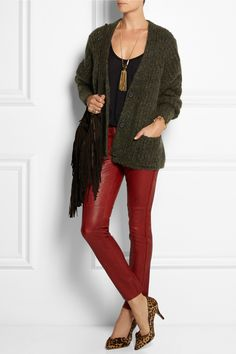 Isabel Marant | Franckcoat knitted cardigan | NET-A-PORTER.COM